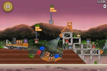 Angry Birds Rio Airfield Chase Walkthrough Level 20 (10-5)
