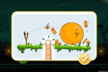 Angry Birds Seasons Hamoween Globe Bird Help Screen