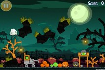 Angry Birds Seasons Hamoween Golden Egg Level 26