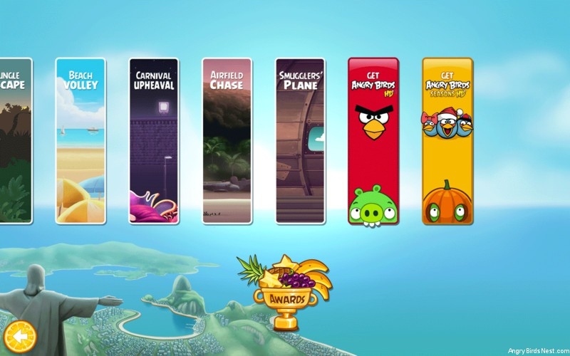 Angry Birds Rio Smugglers Plane Coming Soon Leaked Images