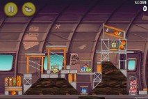 Angry Birds Rio Smugglers Plane Level 11-10