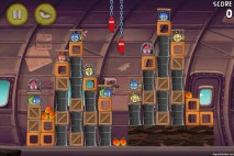 Angry Birds Rio Smugglers Plane Level 11-12