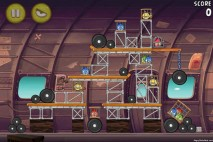 Angry Birds Rio Smugglers Plane Level 11-13