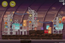 Angry Birds Rio Smugglers Plane Level 11-14