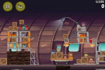 Angry Birds Rio Smugglers Plane Level 11-6