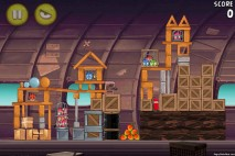 Angry Birds Rio Smugglers Plane Level 11-7