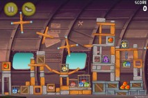 Angry Birds Rio Smugglers Plane Level 11-8