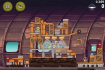 Angry Birds Rio Smugglers Plane Level 11-9
