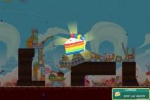 Angry Birds Birdday Party Secret Cake Achievement Walkthrough