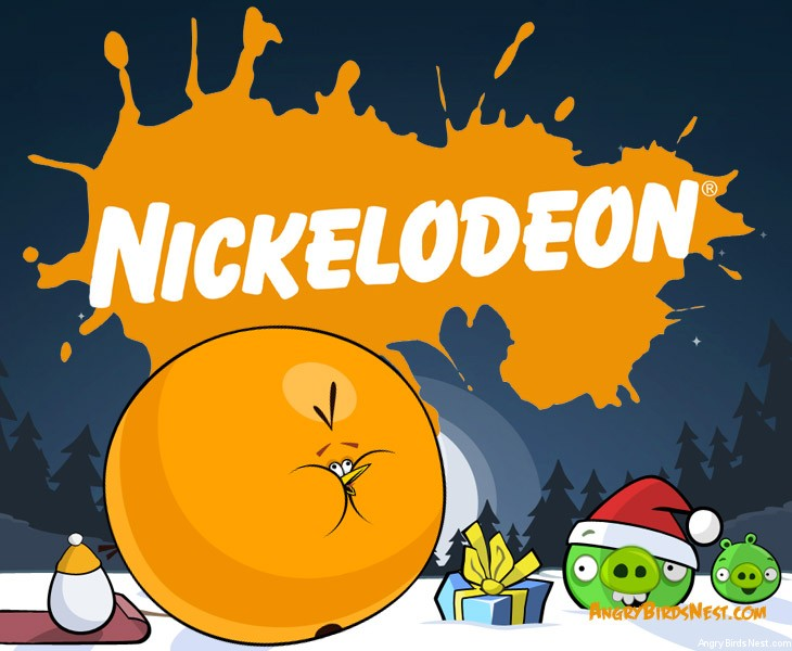 Angry Birds Holiday Short Film To Air On Nickelodeon