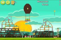 Angry Birds Pistachios Stadium Level 1-5 Walkthrough