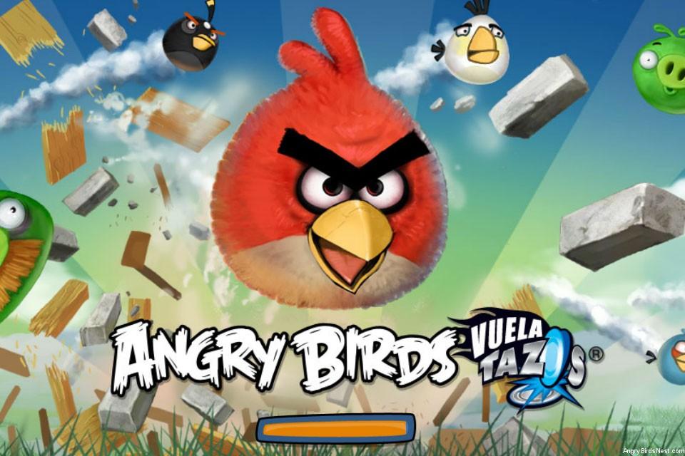 Angry Birdsgamerate