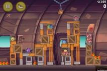 Angry Birds Rio Mango #8 Walkthrough Level 16 (12-1)