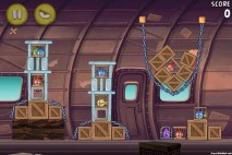 Angry Birds Rio Smugglers Plane Level 12-10