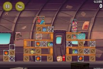 Angry Birds Rio Smugglers Plane Walkthrough Level 27 (12-12)