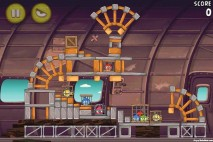 Angry Birds Rio Smugglers Plane Level 12-2