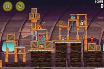 Angry Birds Rio Smugglers Plane Level 12-3
