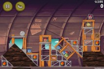 Angry Birds Rio Smugglers Plane Level 12-4