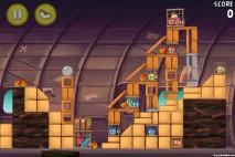 Angry Birds Rio Smugglers Plane Level 12-5