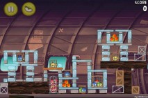 Angry Birds Rio Smugglers Plane Level 12-7