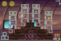 Angry Birds Rio Smugglers Plane Level 12-8