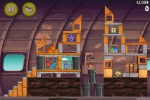 Angry Birds Rio Smugglers Plane Level 12-9