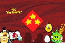 Angry Birds Seasons Year of the Dragon Golden Eggs Walkthroughs
