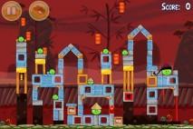 Angry Birds Seasons Year of the Dragon Level 1-10 Walkthrough