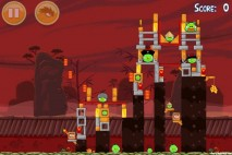 Angry Birds Seasons Year of the Dragon Level 1-14 Walkthrough