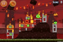 Angry Birds Seasons Year of the Dragon Level 1-15 Walkthrough