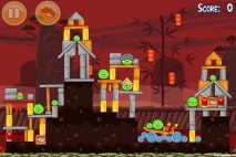 Angry Birds Seasons Year of the Dragon Level 1-6 Walkthrough