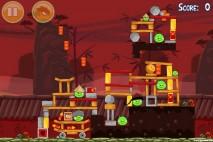 Angry Birds Seasons Year of the Dragon Level 1-7 Walkthrough