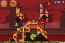 Angry Birds Seasons Year of the Dragon Level 1-8 Walkthrough