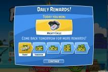 Angry Birds Facebook Daily Rewards