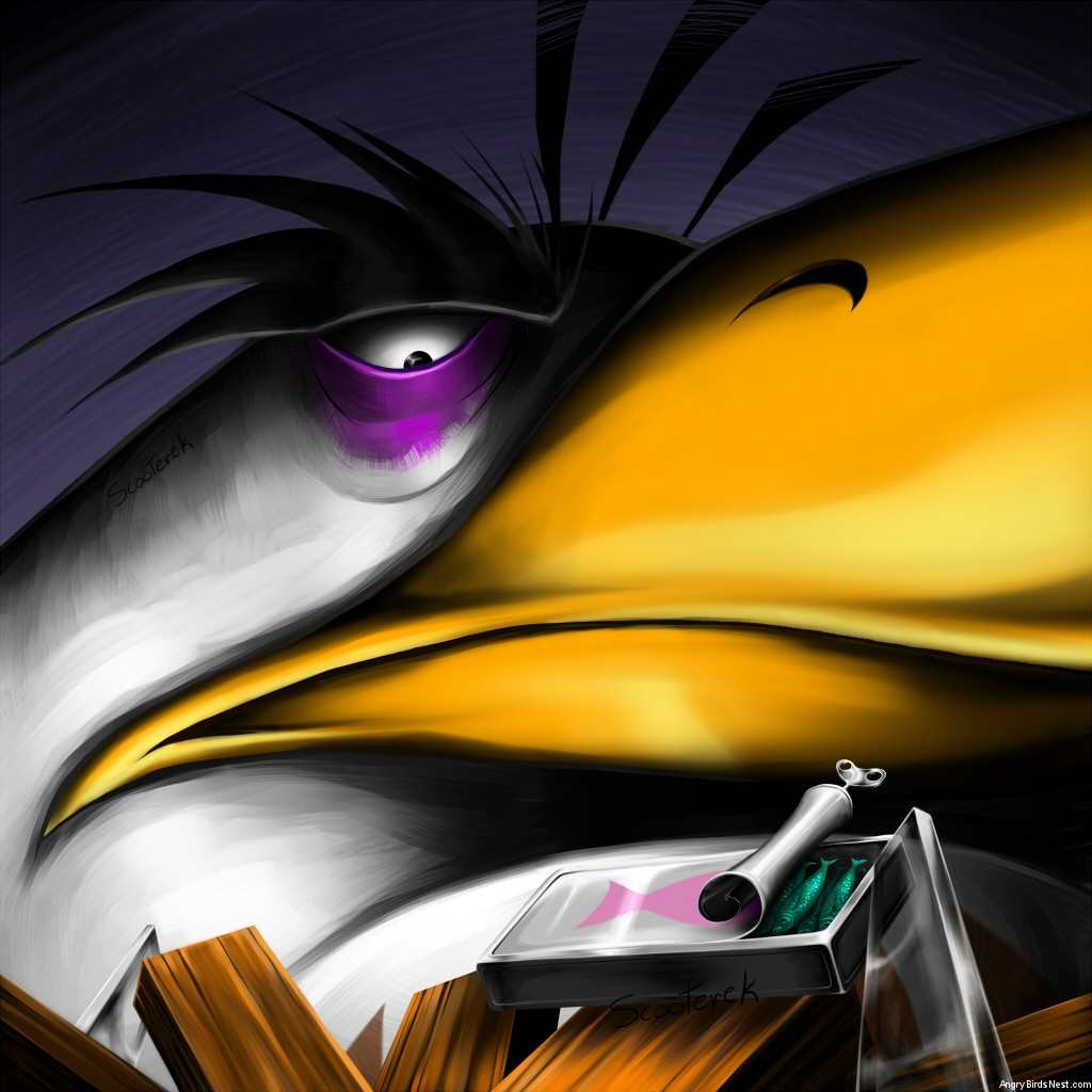 Mighty Eagle by Scooterek