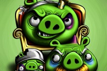 """""""The Pigs""""by Scooterek"""