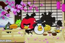 Angry Birds Seasons Cherry Blossom Teaser