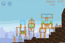 Angry Birds Vuela Tazos Level 2 Walkthrough