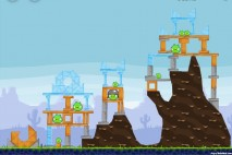 Angry Birds Vuela Tazos Level 3 Walkthrough