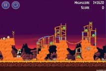 Angry Birds Vuela Tazos Level 4 Sabritas Walkthrough