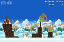 Angry Birds Vuela Tazos Level 5 Gamesa Walkthrough