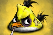 Yellow Birdby Scooterek