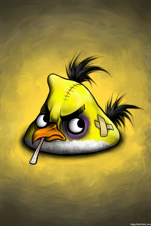 Yellow Birdby Scooterek