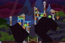Angry Birds Surf and Turf Level 33 Walkthrough