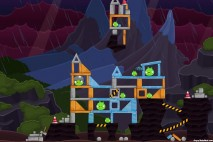 Angry Birds Surf and Turf Level 41 Walkthrough