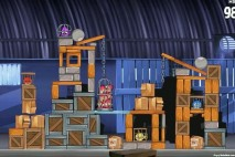 Angry Birds Rio Trophy Room Walkthrough Cage Trophy