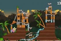 Angry Birds Rio Trophy Room Walkthrough Palm Tree Trophy