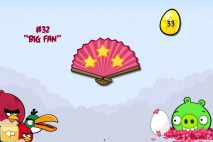 Angry Birds Seasons Cherry Blossom Golden Eggs Walkthroughs