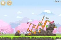 Angry Birds Seasons Cherry Blossom Level 1-13 Walkthrough