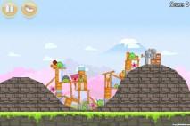 Angry Birds Seasons Cherry Blossom Level 1-14 Walkthrough